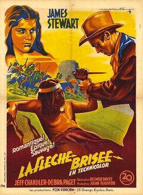 1950  -  La Flèche brisée