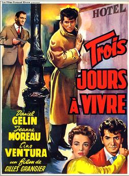 1958  -  Trois jours à vivre