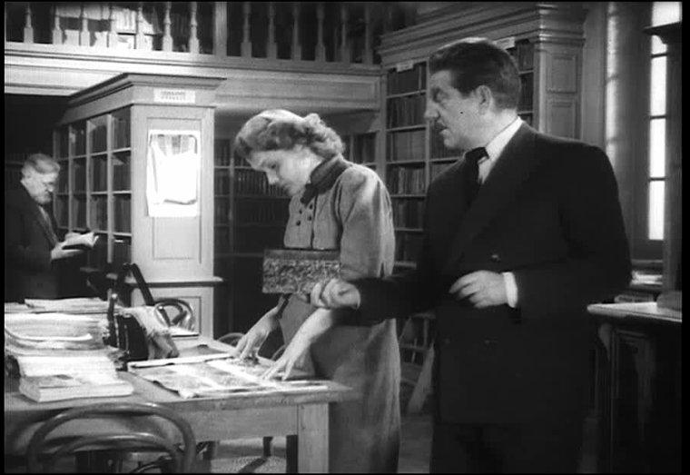 1953  -  Leur dernière nuit