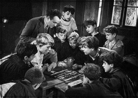 1949  -  L'École buissonnière