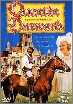 1971 -  Quentin Durward   (Série télévisée)