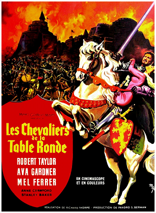 1953  -  Les Chevaliers de la Table ronde