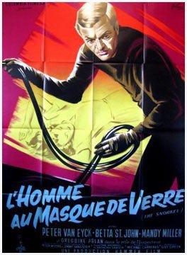 1958  -  L'homme au masque de verre