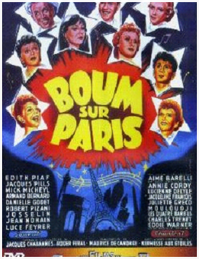 1954  -  Boom sur Paris