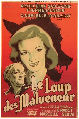 1943  -  Le Loup des Malveneur