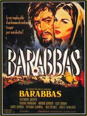 1961  -  Barabbas