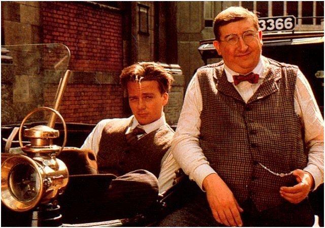 1992  -  Les Aventures du jeune Indiana Jones