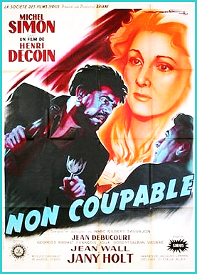 1947  -  Non coupable