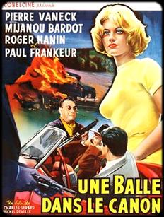 1958  -  Une balle dans le canon