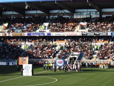 FC LORIENT - CAEN (0-1) 18 Septembre 2010