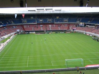 Tournoi de Paris 2010 - 01/08/10 - FC Porto - BORDEAUX -  PSG - AS ROMA