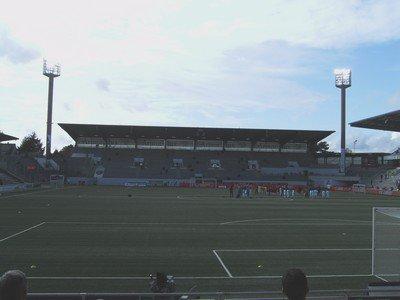 Lorient - Dijon FCO - Lundi 7 Mai 2012 (0 - 0)