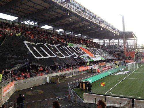 FC LORIENT - OLYMPIQUE LYONNAIS - DIMANCHE 22 DECEMBRE 2013 (2-2)