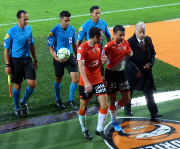 FC LORIENT - FC SOCHAUX - VENDREDI 16 AOÛT 2019 (1-0)