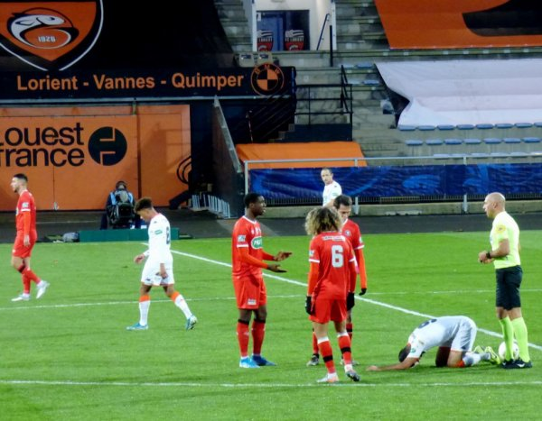 FC LORIENT - EA GUINGAMP - SAMEDI 16 NOVEMBRE 2019 (3-0)