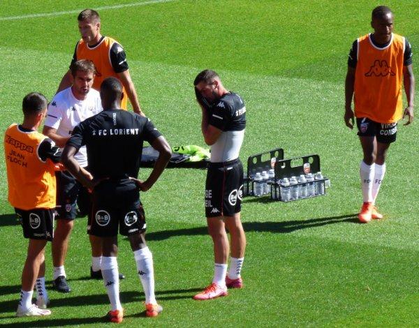 FC LORIENT - STADE RENNAIS FC - MARDI 04 AOUT 2020 (1-1)