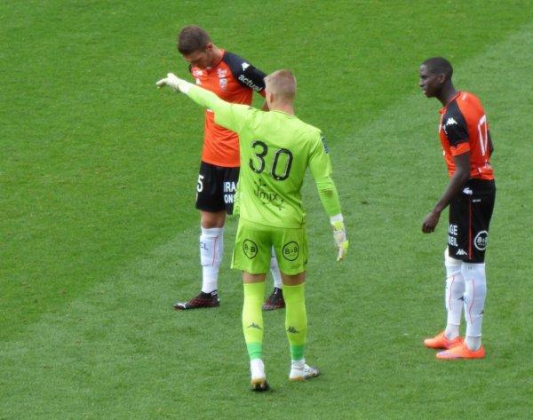 FC LORIENT - EA GUINGAMP - SAMEDI 15 AOUT 2020 (1-0)