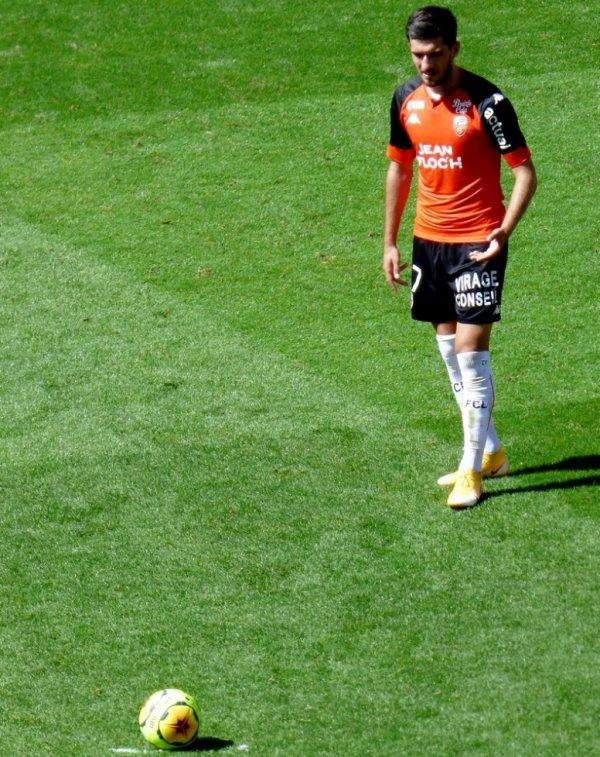 FC LORIENT - RC STRASBOURG - DIMANCHE 28 AOUT 2020 (3-1)