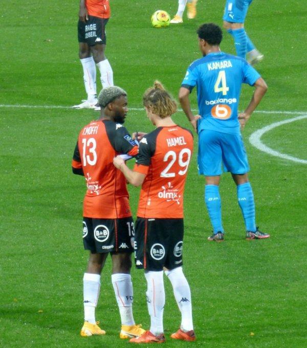 FC LORIENT OLYMPIQUE DE MARSEILLE 24 OCTOBRE 2020 (0-1)