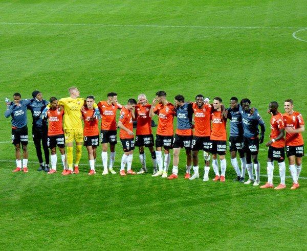 FC LORIENT AS MONACO 13 AOUT 2021 (1-0)