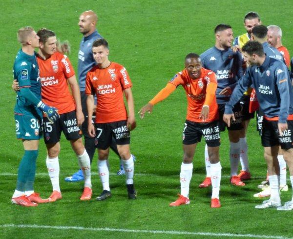 FC LORIENT LOSC LILLE VENDREDI 10 SEPTEMBRE 2021 (2-1)