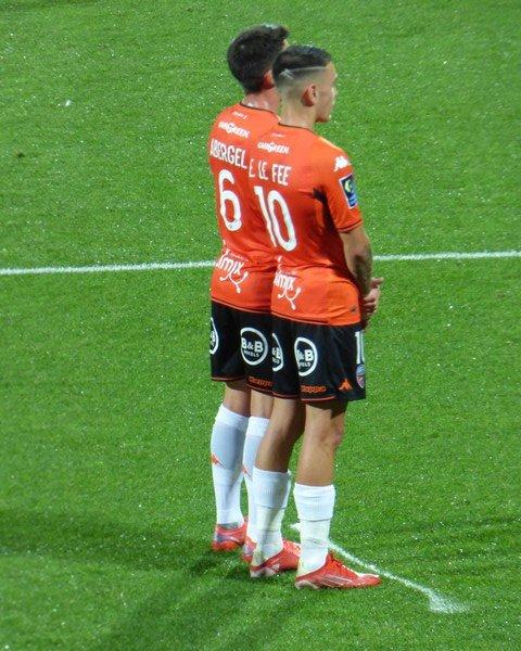 FC LORIENT OGC NICE MERCREDI 22 SEPTEMBRE (1-0)