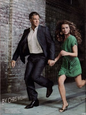 Cote de Pablo et Michael Weatherly !!!