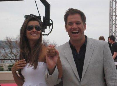 Cote de Pablo et Michael Weatherly !!! Le couple parfait n°1 !!!!!