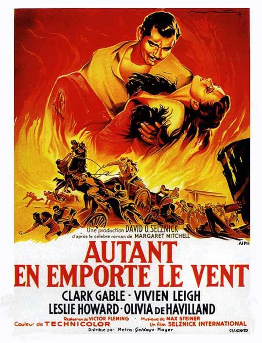 Autant En Emporte le Vent / Gone with the Wind