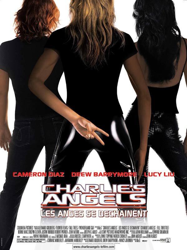 Charlie's Angels 2 : Les Anges se déchaînent ! / Charlie's Angels: Full Throttle
