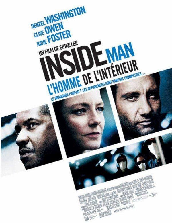 Inside Man : l'homme de l'intérieur / Inside Man
