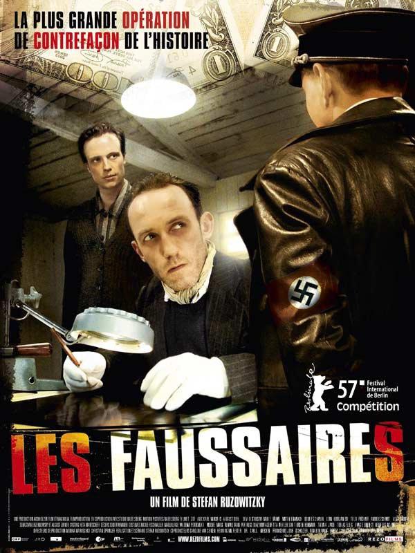 Les Faussaires / Die Fälscher