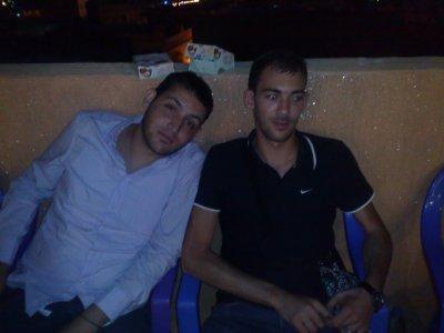 Moi avec un ami