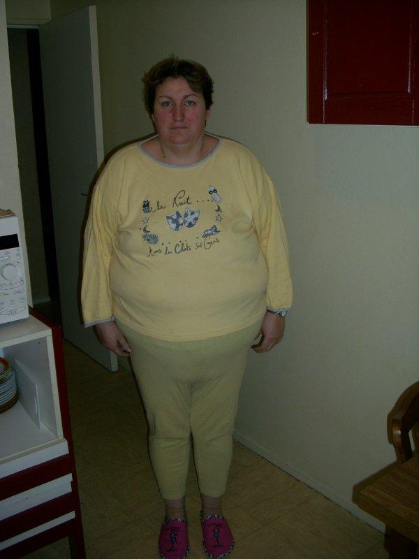 le jour de ma sortie d' hopital 30 janvier 2010