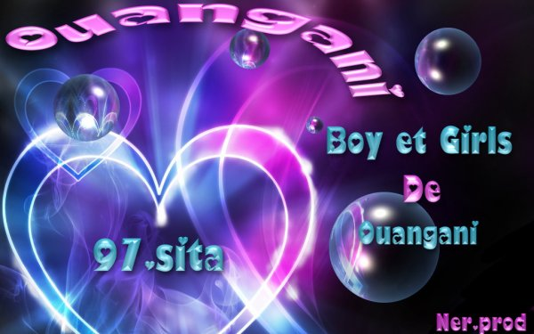 !!!! Boy et girls de Ouangani !!!!