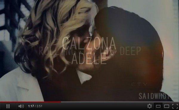 Vidéo coup de ♥ Adele/Calzona (Cliquez sur l'image)