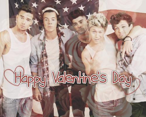 ♡ Joyeuse St-Valentin ♡