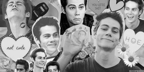 ☼ Commande d'imagine 5 - Dylan O'Brien ☼