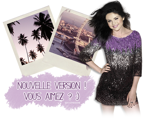 ✿ Nouvelle version ✿