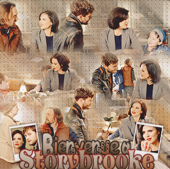 › ғιcнe epιѕode 2x17 - Bienvenue à Storybrooke / Welcome to Storybrooke
