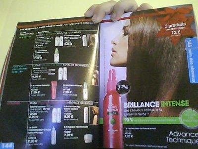 produit cheveux