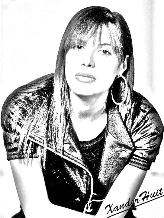 Portrait Zaho by XanderHuit