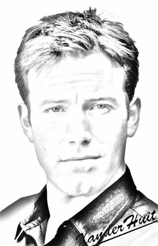 Portrait Ben Affleck by XanderHuit