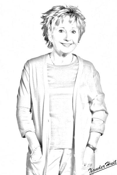 Portrait Marion Game by XanderHuit