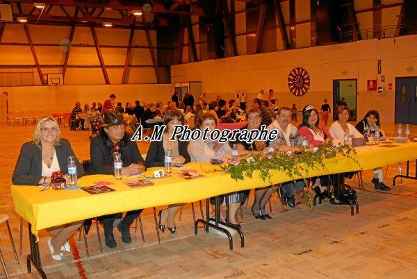 Soirée du 22/09/2012 Election Miss Jolie Ronde Du Thelle-Sablons