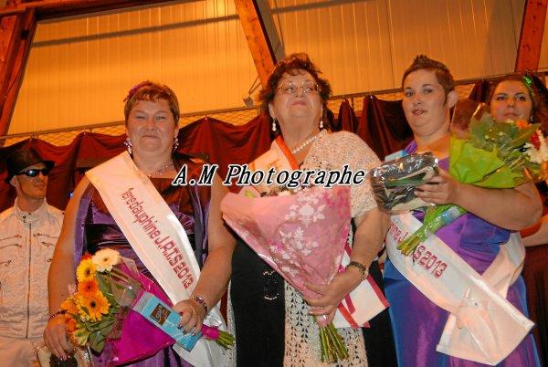 Suite Soirée du 22/09/2012 Election Miss Jolie Ronde Du Thelle-Sablons