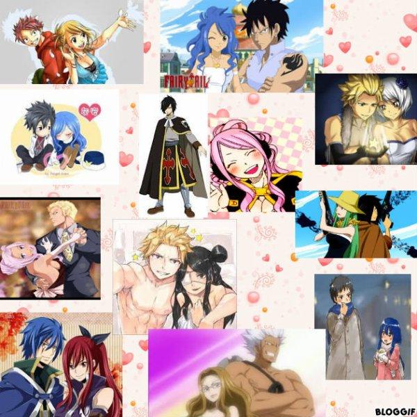 Top 11 de mes couples préférés de FT