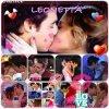 Todos Los besos Leonetta <3