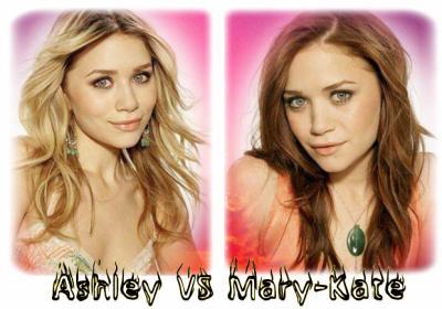 mary kate vs ashley