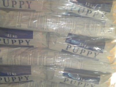 croquette chiot puppy proteine32% et matiere grasse 21% en sac de 15 kg prix 24 euros